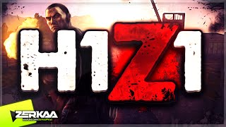 OUR BEST BATTLE ROYALE EVER? | H1Z1 (with Simon, Vikk and Ethan)