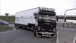 getlinkyoutube.com-Rüssel Truckshow 2016 open pipes