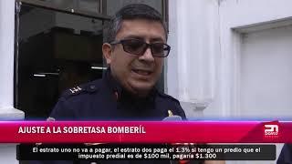 AJUSTE A LA  SOBRETASA BOMBAERÍL
