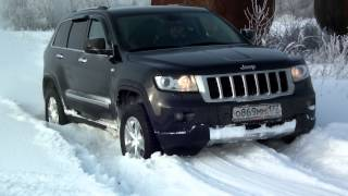 getlinkyoutube.com-jeep grand cherokee wk2 snow