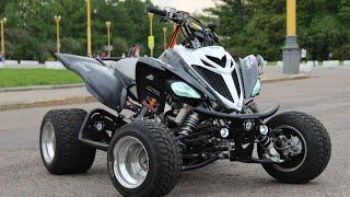 getlinkyoutube.com-[BEZДорожный Drive] Yamaha Raptor 700