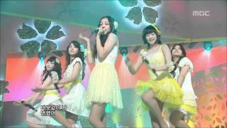 getlinkyoutube.com-KARA - Honey, 카라 - 허니, Music Core 20090228