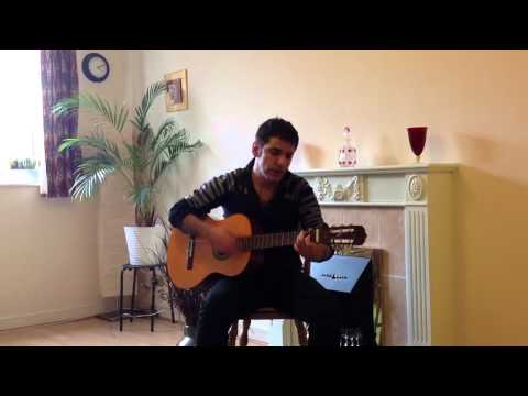 Ghadim cover by Reza