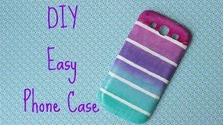 getlinkyoutube.com-DIY: Easy Phone Case - Cover Tutorial   Sissy's Creations