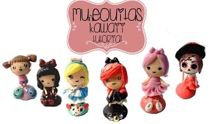 getlinkyoutube.com-muñequitas Kawaii Tutorial / doll /polymer clay /kawaii muñecas/cute