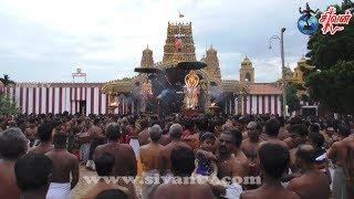 நல்லூர் கந்தசுவாமி கோவில் 9ம் திருவிழா 05.08.2017