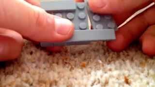 getlinkyoutube.com-Mini Lego KV-1 Tank -Tutorial