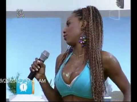 MISS BUMBUM BRASIL 2012 ELECCION DE LA COLA MAS LINDA @ELMANANEROPY