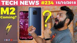 Zenfone Max Pro M2 Coming, Nokia X7, Coolpad Note 8, Lenovo S5 Pro, WhatsApp Delete, Mate 20-TTN#234