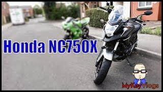 getlinkyoutube.com-Honda NC750X | Motorcycle Review || MyKeyVlogs