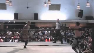 getlinkyoutube.com-Ricochet vs Matt Sydal (Evan Bourne) - PWG Highlights