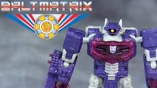 getlinkyoutube.com-Transformers: Combiner Wars - Legends Class SHOCKWAVE