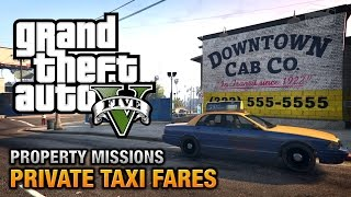 getlinkyoutube.com-GTA 5 - Private Taxi Fares [All's Fare in Love and War Achievement / Trophy]