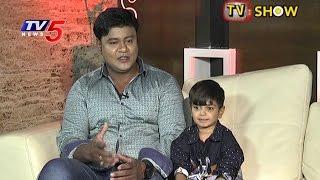 getlinkyoutube.com-Jabardasth Comedians Bhaskar and Naresh Exclusive Interview | TV Show | TV5 News
