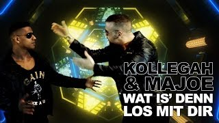 getlinkyoutube.com-KOLLEGAH & MAJOE - Wat is' denn los mit dir (OFFICIAL HD)