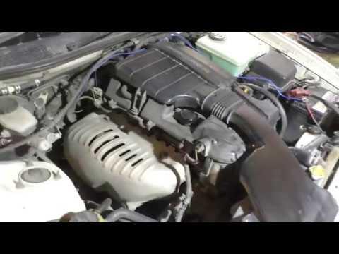 Как заменить масляный фильтр без ямы Тойота Марк 2