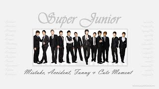 getlinkyoutube.com-PART 146: Kpop Mistake & Accident [Super Junior only.]