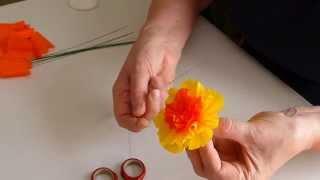Kwiat do palmy I - Instruktaż