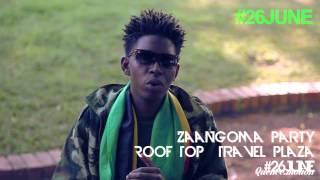 Jackson de Zimboy June Edition Changamire Hip Hop Festival promo ft KID & Raydizz (Zimhiphop)