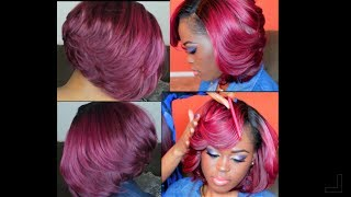 The Perfect Bob! Cut & Styled By Jazzyjujubee82 width=