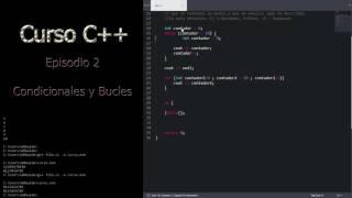 getlinkyoutube.com-Programacion C++ | Episodio 2 | Condicionales y Bucles [2/2]