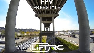 FPV FREESTYLE - DRONE RACING - www.liftrc.com - FPV CANADA