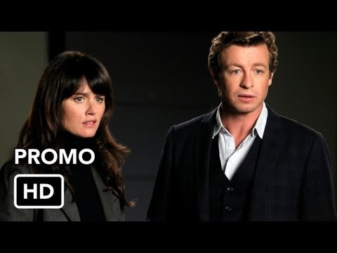 "The Mentalist 4x09 - ""The Redshirt"" Promo (HD)"