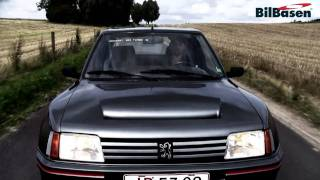 getlinkyoutube.com-Bil-TV: Peugeot 205 T16