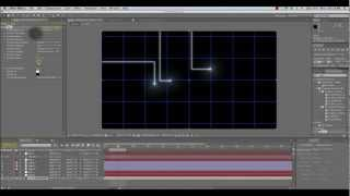 getlinkyoutube.com-Animated Tron Lines Tutorial for After Effects