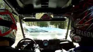 getlinkyoutube.com-2015 Polaris RZR 900 EPS 50' Trail - How It Should Be Driven In The Snow