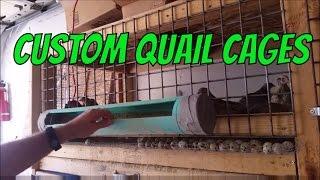 getlinkyoutube.com-How I built my quail cages