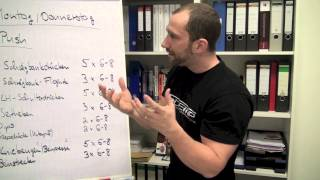 getlinkyoutube.com-Trainingsplan - Update zum 2er Split (4x Training pro Woche)