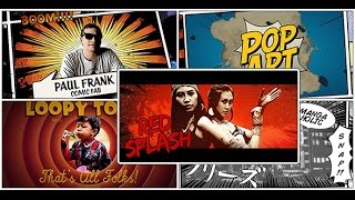 getlinkyoutube.com-Freeze Frames: Comic Pack — After Effects project | Videohive template
