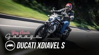 getlinkyoutube.com-2016 Ducati XDiavel S - Jay Leno's Garage