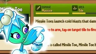 getlinkyoutube.com-Plants Vs Zombies 2 | Missile Toe in Lost City | New Update 5.6.1