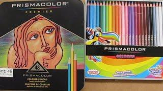 getlinkyoutube.com-Cómo mezclar colores prismacolor