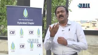 C Shekar Reddy Chairman, IGBC Hyderabad Chapter & Chairman and Managing Director, CSR Estates Ltd
