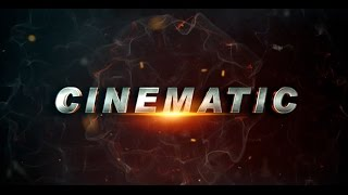 Cinematic Movie Trailer | After Effects template