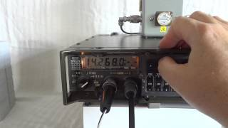 getlinkyoutube.com-Callpac PRC2000 military man-pack radio