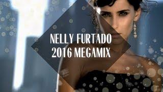 getlinkyoutube.com-Nelly Furtado Megamix [2016]
