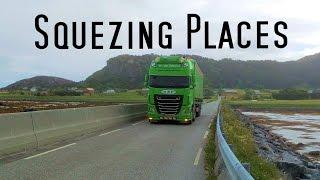 getlinkyoutube.com-Squezing Places - Part 1 -  Norway Trucking