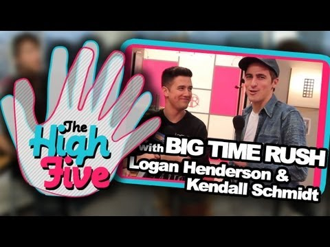 Logan Henderson &amp; Kendall Schmidt: The High Five