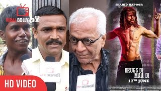 Udta Punjab Full Movie Review   Public Review   Shahid kapoor, Alia bhatt, Diljit Dosanjh & kareena