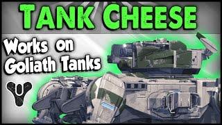 getlinkyoutube.com-Destiny: A Funny Way to Take out Goliath Tanks!