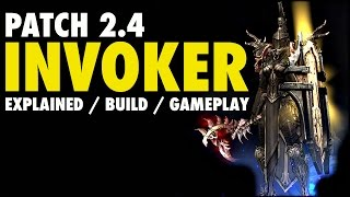 Crusader Invoker Set 2.4 Season 5 - Diablo 3