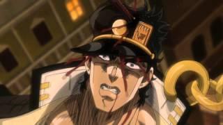 getlinkyoutube.com-Jotaro vs Dio AMV - Jojo's Bizarre Adventure - SIC - Slipknot