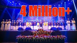 দারুণ একটা লাইভ গজল | মদিনা মদিনা | Bangla Islamic Gojol by Kalarab width=