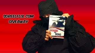 getlinkyoutube.com-Giveaway October 2013: Shinobi No Mono - Box Sex