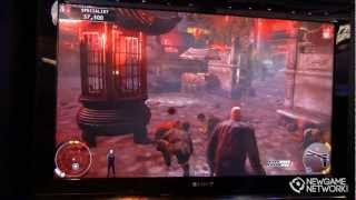 Hitman: Absolution - Raw Gameplay Footage - E3 2012 [HD]