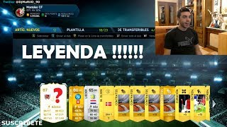 getlinkyoutube.com-LEYENDA IN A PACK !!! FIFA Ultimate Team | DjMaRiiO